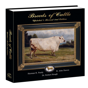 Breeds of Cattle (Cover)